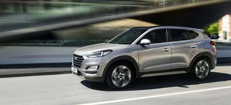 Hyundai Tucson с выгодой до 95 000 руб.