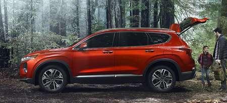 Hyundai Santa Fe c выгодой до 135 000 руб.