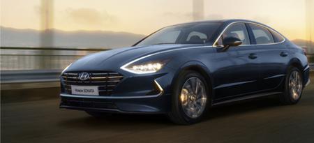 Новая Hyundai Sonata с выгодой до 80 000 руб.