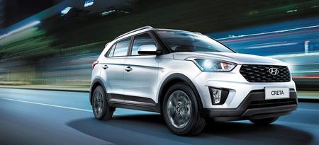Hyundai Creta с выгодой до 250 000руб.